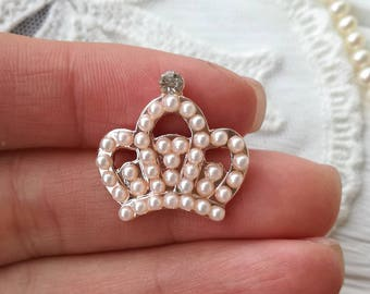 Small pearl crown