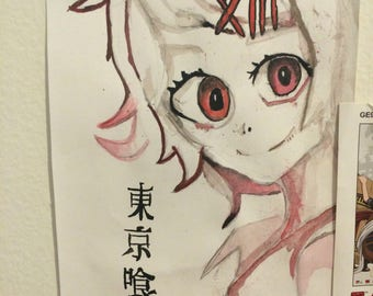 Fan art - by Eden M.