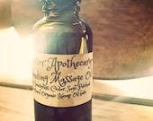 Grounding Massage Oil