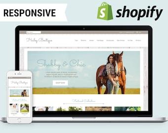 Hailey - Responsive Shopify Theme
