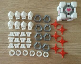 Cube (Portal) Companion Kit