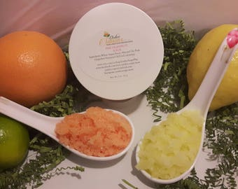 GRAPEFRUIT / LEMON LIME Body Scrubs