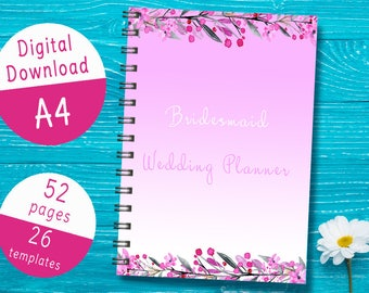 The Wedding Planner will easily help with the wedding planning