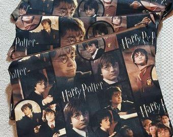 Harry Potter zipper bag