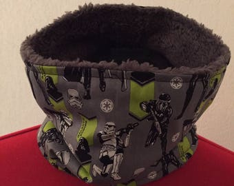Season clearance - Snood / neck 2-3 years old Star Wars cache