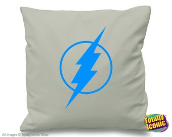 Savitar - Future FlashPillow Cushion Cover- Inspired by the  TV series - Barry Allen,savitar future flash, star labs,