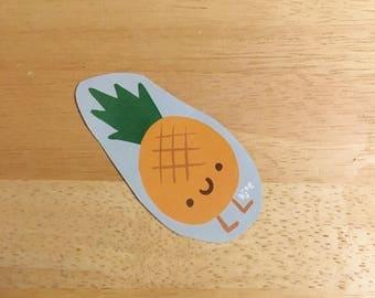 Lil Pineapple Sticker