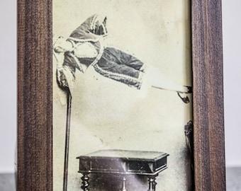 Levitating Boy - Victorian Picture
