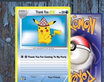 Custom Listing- thank you card 2.5x3.5