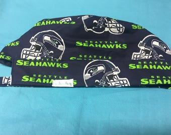 NFL Seattle Seahawks Surgical Scrub Cap