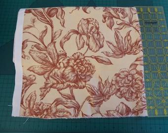 jolie tissu 100% coton home deco ou patchwork