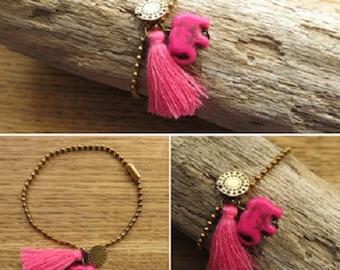 Bracelet ball chain ball chain 17460