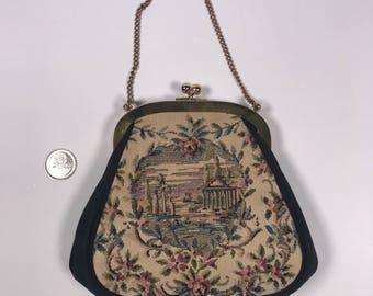 Vintage purse // evening bag