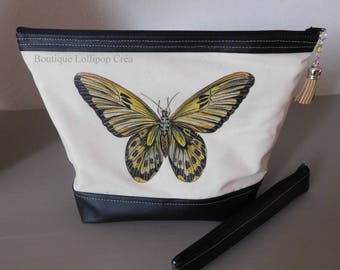 Toiletry bag Butterfly