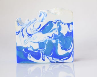 Ocean Waves Soap - Cold Process Handmade Soap