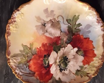 Rosenthal Bavarian Porcelain Collector Plate