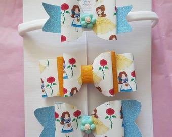 5x various bow sets