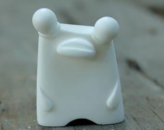 AGUA - Handmade Plastic DIY Figure (Paint, Customize)
