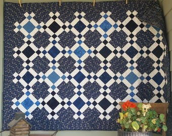 lap quilt handmade ( looks great on the wall also )