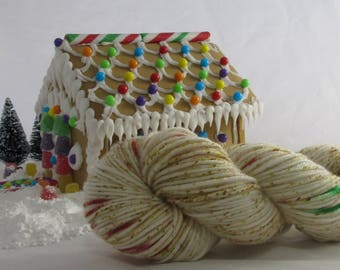 Charmed - Gingerbread House - DK Weight Yarn - 100g
