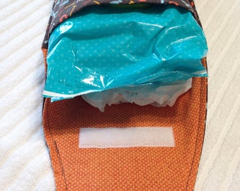 Diaper and Wipe Clutch/Carrier
