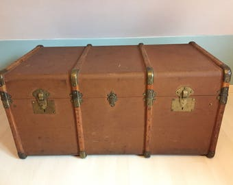 Great old travel trunk
