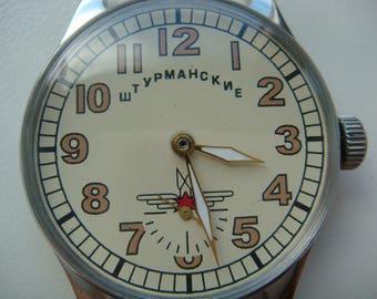 ZIM, Pobeda, watch, soviet watch, ussr watch, military watch, mens watch, russian watch, wrist watch, retro watch