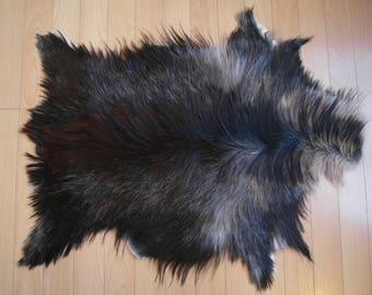 Genuine Goatskin Rug from Bosnia / 36