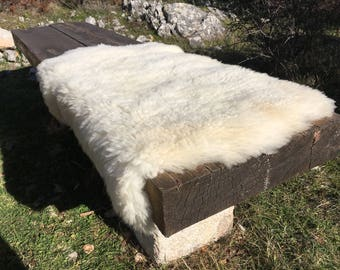 Genuine Sheepskin Rug from Bosnia / 81