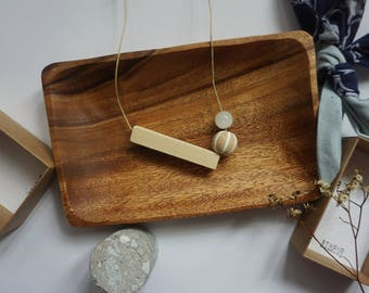 Modern Casual Asymmetrical Necklace