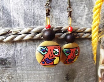 Pendates PICASSO earrings