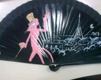 Range of the Pink Panther