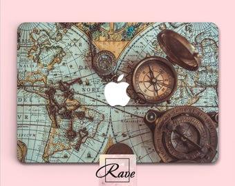 MacBook map case MacBook 15 inch case MacBook world MacBook pro 13 2017 laptop hard case MacBook air 11 case 12 MacBook cover a1708 case Mac