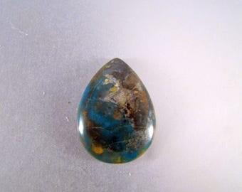 Tear Drop Peruvian Opal