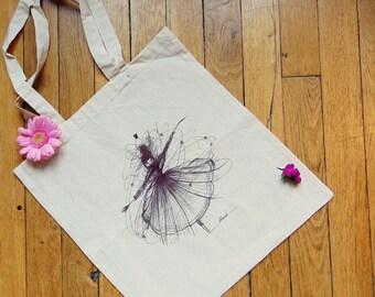"""Tote bag """"Dancing Queen"""""""