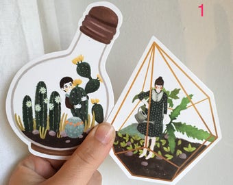 Postcards for plant lovers