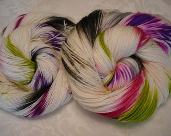 READY TO SHIP, Fing, Hand Dyed to match the Barely There Series, Bodda Boom