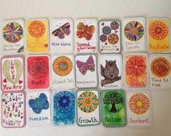 Affirmation Cards Positive Words