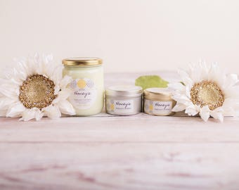 Creme Brulee Scented Soy Candle