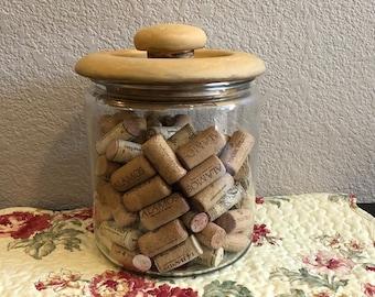 Vintage Storage Jar | Vintage Candy Jar | Vintage Decorative Container