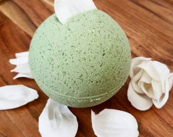 Aloe Green Tea Bath Bomb