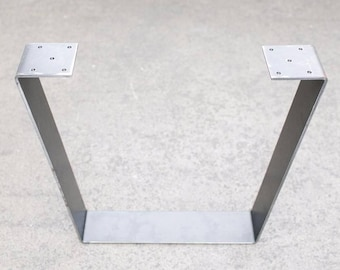 Metal Table Legs,Coffee Table Metal Legs,Steel Table Base,Handmade,Custom Sizes.