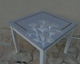 Square coffee table revisited
