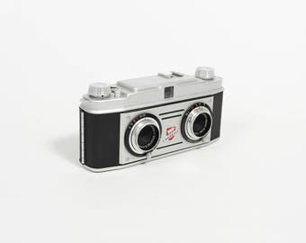 TDC Stereo Colorist, Stereo Camera, Vintage Camera, Vintage 3D Camera, 3D Camera