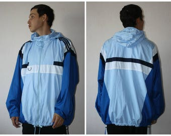 Free shipping! adidas vintage windrunner
