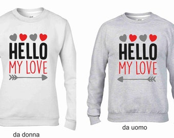 KIT 2 Sweatshirts