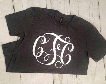 Monogram Tshirt