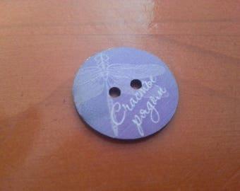 buttons round decor nature Provencal