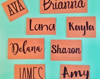 Name Vinyl Decal *personalized*