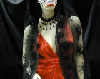 Day of the dead black Veil